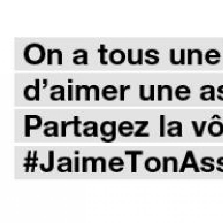 #Jaimetonasso