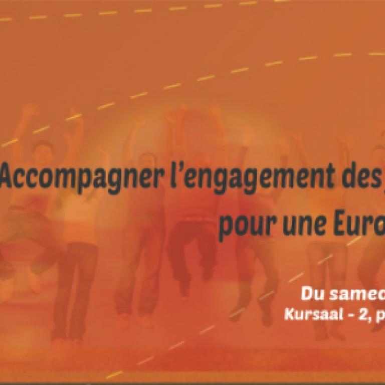 congrès 2014 Accompagner l'engagement des jeunes - Besançon