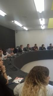 """réunion politiques européennes """"jeunesse"""""""